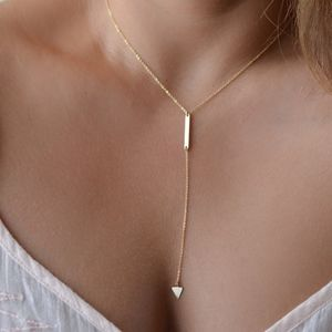 Jewelry - New Gold Fashion Necklace Simple Chic Chain
